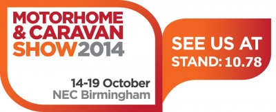 The Motorhome and Caravan Show 2014 at the NEC