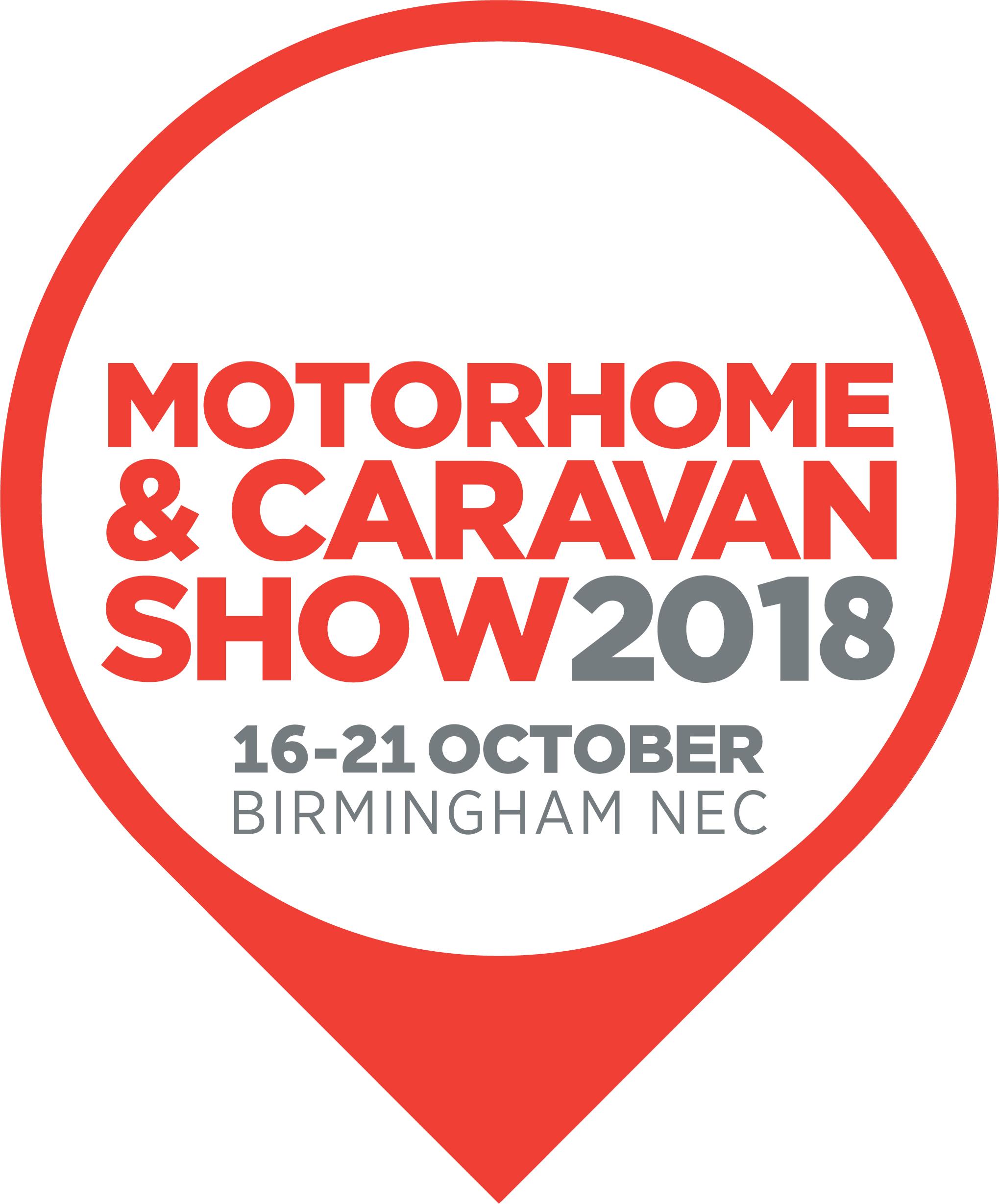 Motorhome & Caravan Show 2018